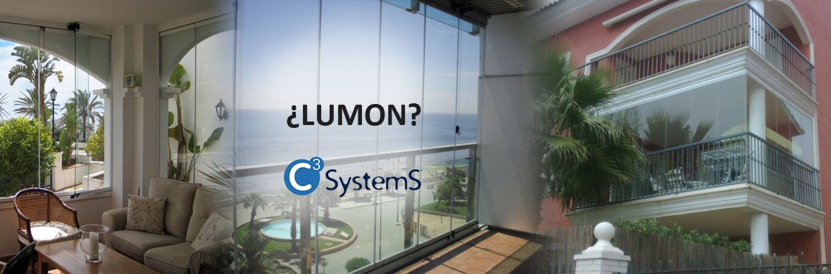 Acristalamiento Lumon Vs Seeglass